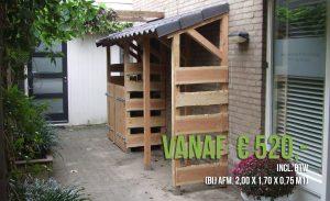 houtberging-douglas-tegenmuurbevestigd